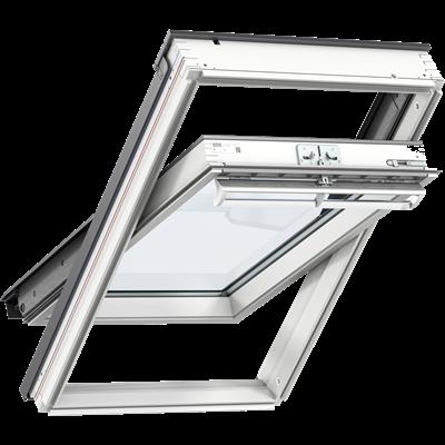 Fenêtres de toit à rotation manuelle