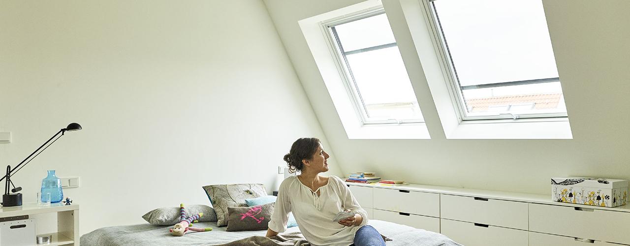 Configurer et acheter une fenêtre de toit VELUX