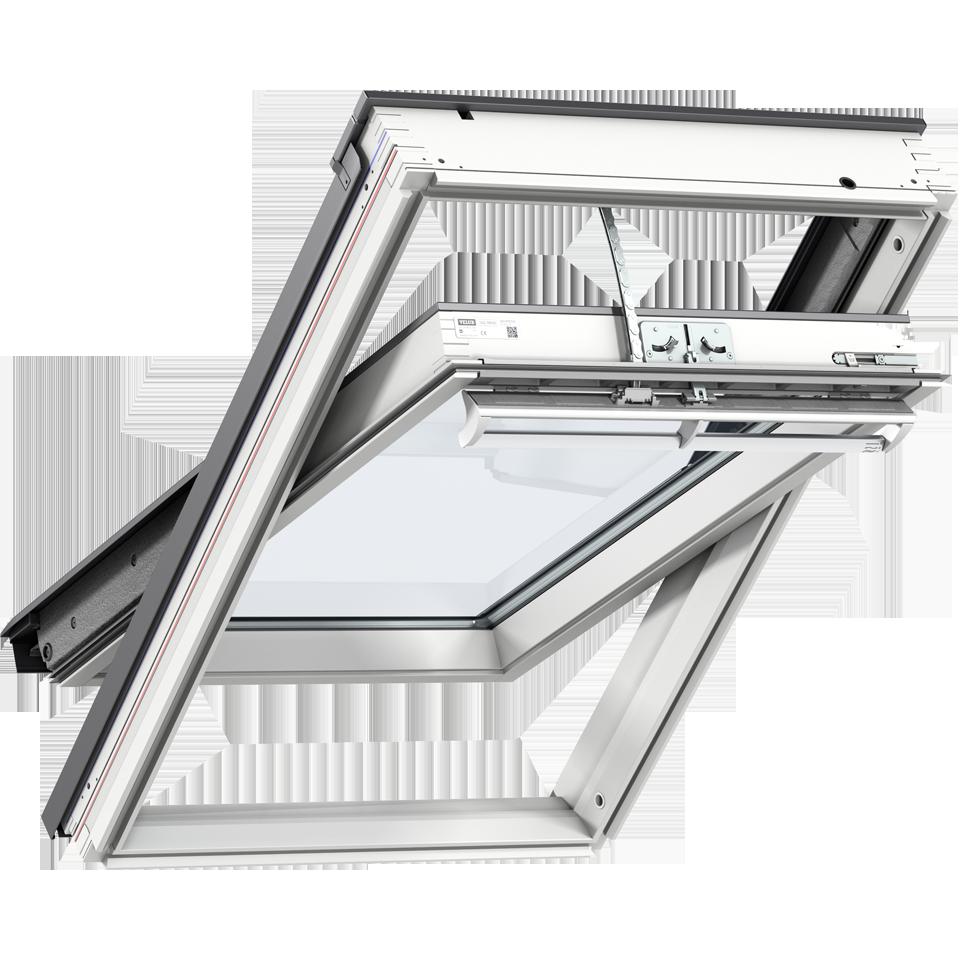 Fenêtres de toit INTEGRA® électriques ou à énergie solaire